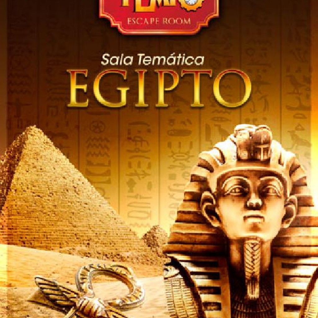 Regala escape Room Egipto